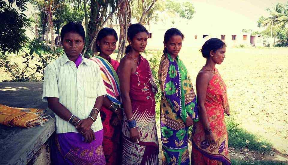 Archaic customs such as restrictions on women wearing a blouse and eating food cooked by others has led to Thottinayakar community lagging in development (Photo by G. Rajasekaran)