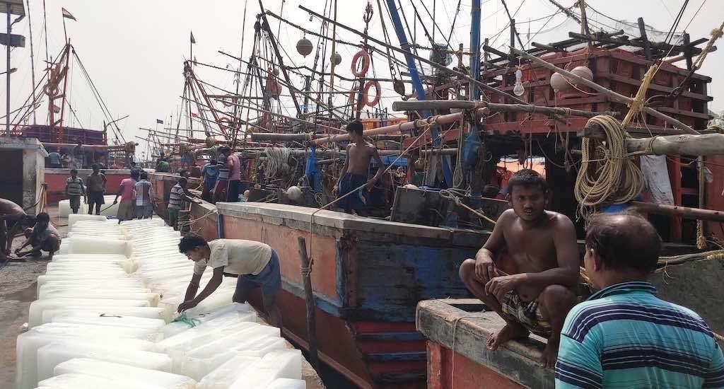 Bengal fishermen face livelihood quandary