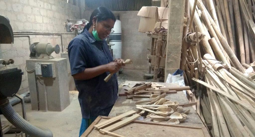 बाँस द्वारा वायनाड के ग्रामीणों की गरीबी का निवारण