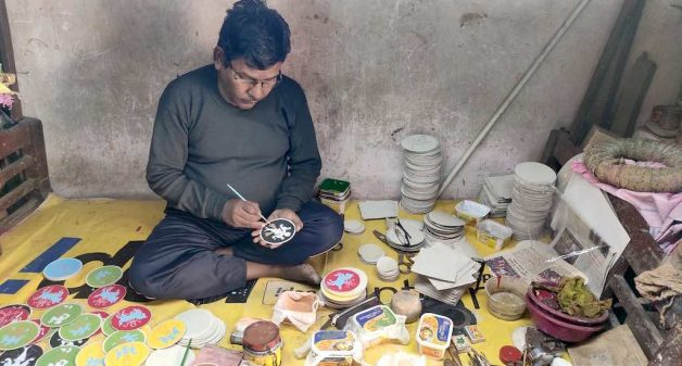 Artisans sustain art of Dashavatar cards in new avatar