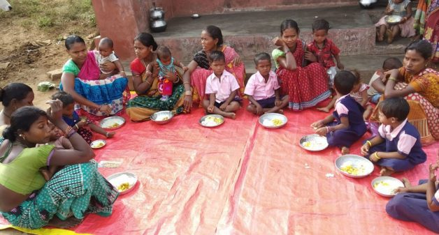 Community kitchens help tribal children overcome malnutrition