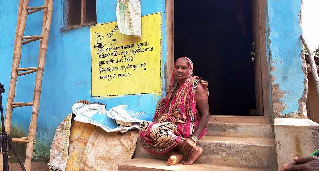 भूमि आवंटन एकल महिलाओं को गरिमा के साथ जीने में सहायक है