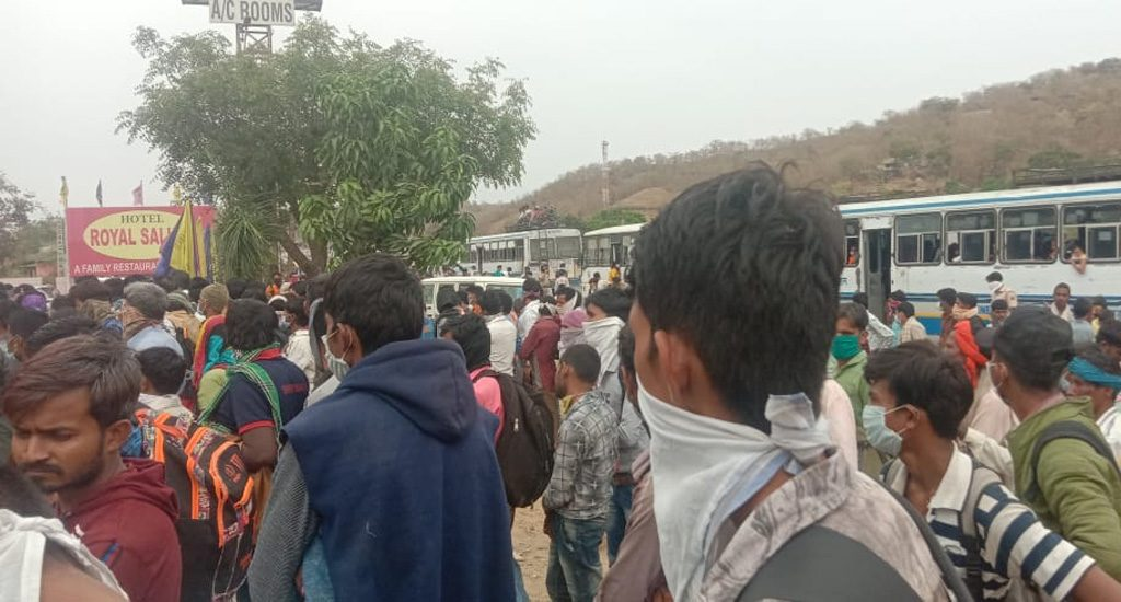 Urgent government intervention needed for migrants in transit