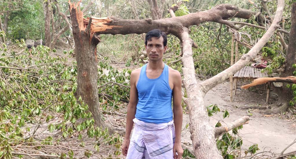 Cyclone Amphan leaves trail of destruction in Sundarbans