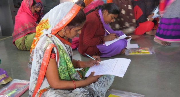 Women get a second chance to complete education