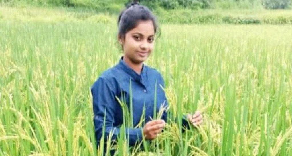 Thriving through challenges, young farmer offers hope, motivation