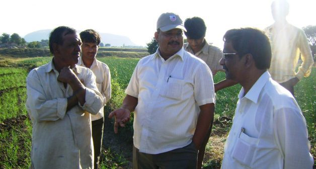 Tribute to champion of traditional phad irrigation system