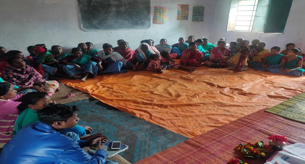 How village organizations effect change in rural India