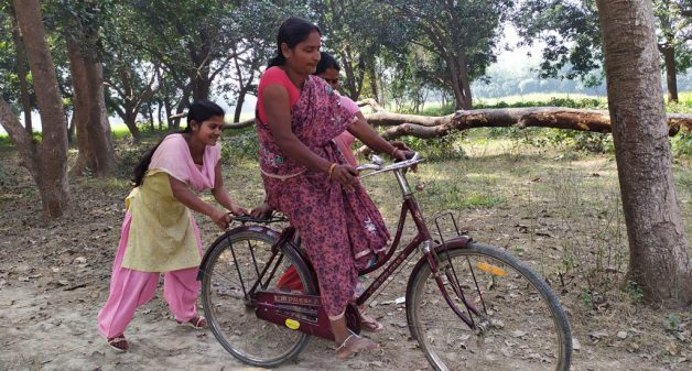 Women grassroots health workers take to cycling for better reach