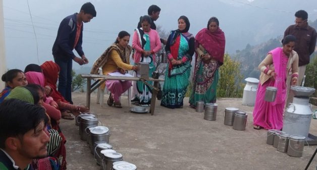 Dairy cooperative leads to empowerment of women