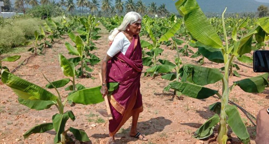Centenarian pioneer woman farmer honored with Padma Shri