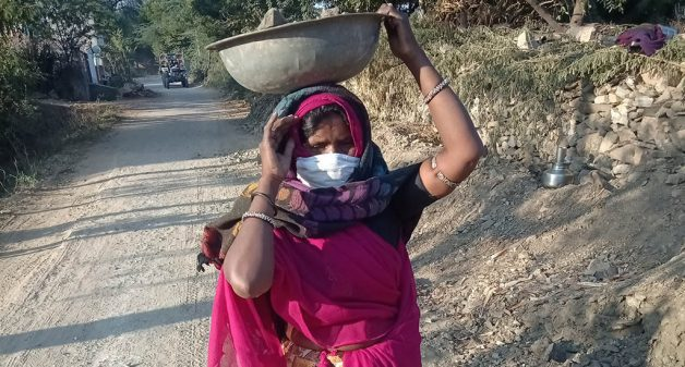 Lockdown program helps villagers access welfare schemes