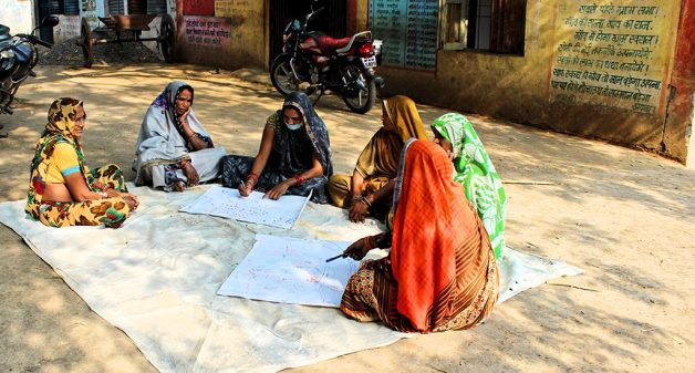 Self-help groups effect social change in villages
