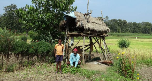 COVID-19 and rural India: Is no news good news?