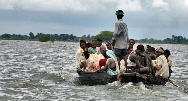 When hazards overlap – flood preparedness during pandemic
