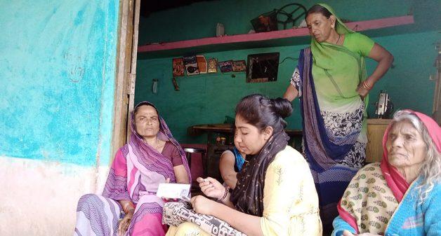 Lockdown initiative links villagers to social welfare benefits
