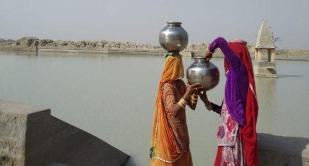 Community ensures sustenance of vital ancient ponds